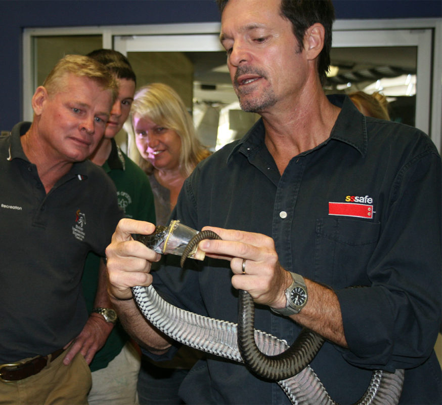 Snake Safety Seminars